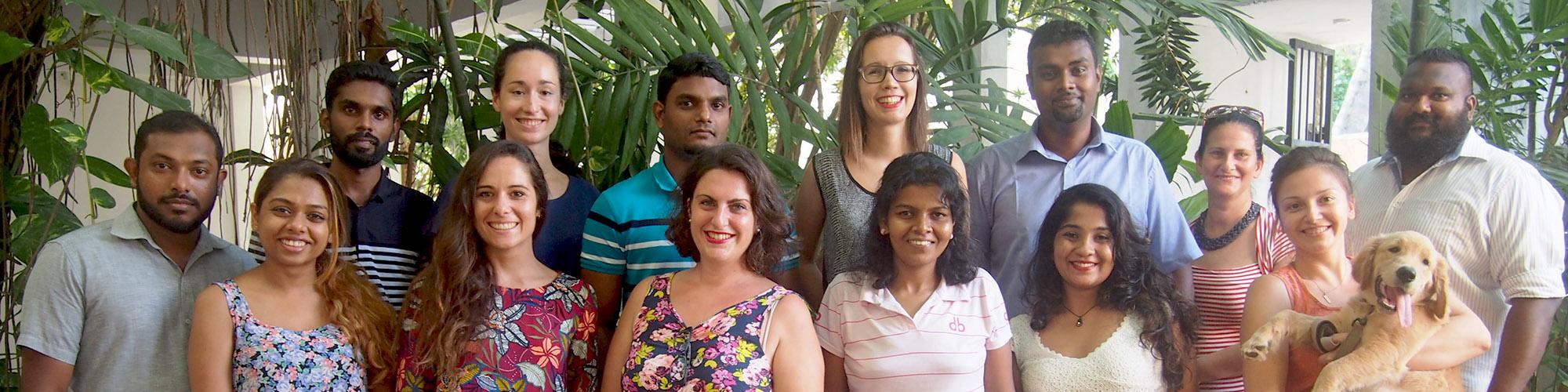 L'équipe Mai Globe Travels