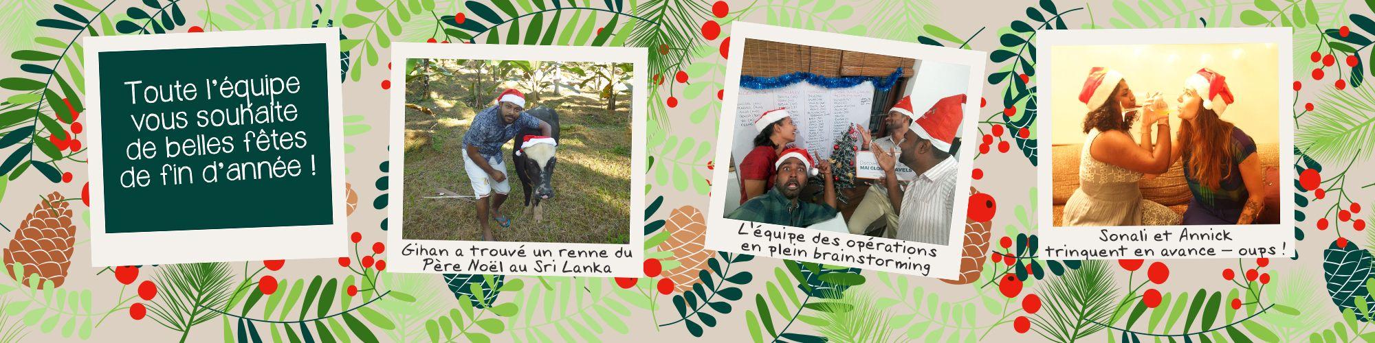 Noël au Sri Lanka