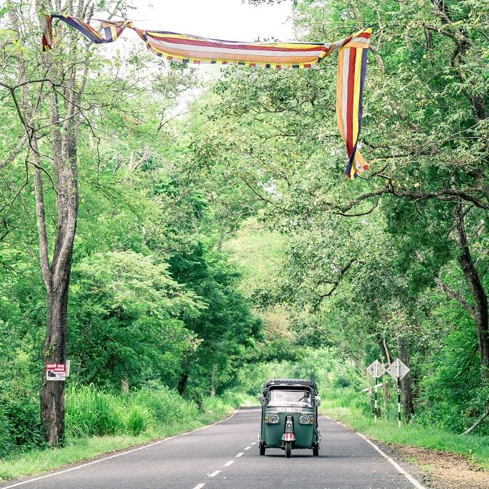Sri Lanka, transports