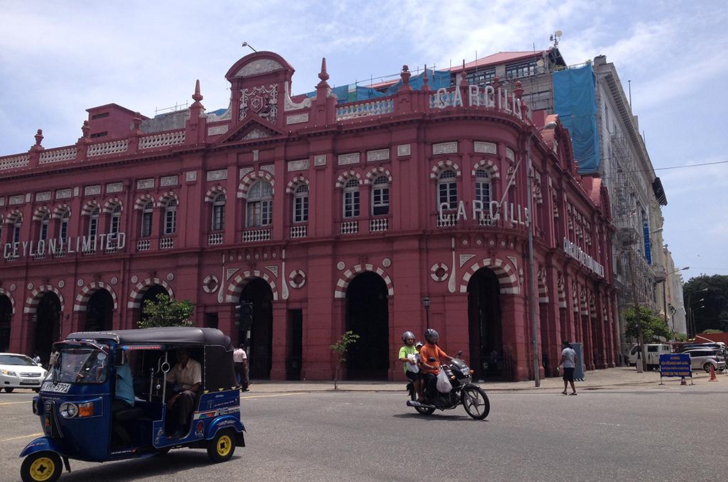 Découverte de la capitale économique du Sri Lanka