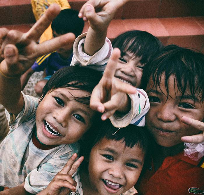 Vietnam, Enfants