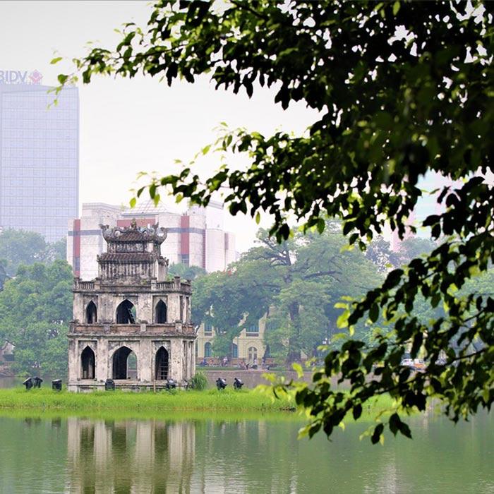 Vietnam, Hanoï, hoan kiem