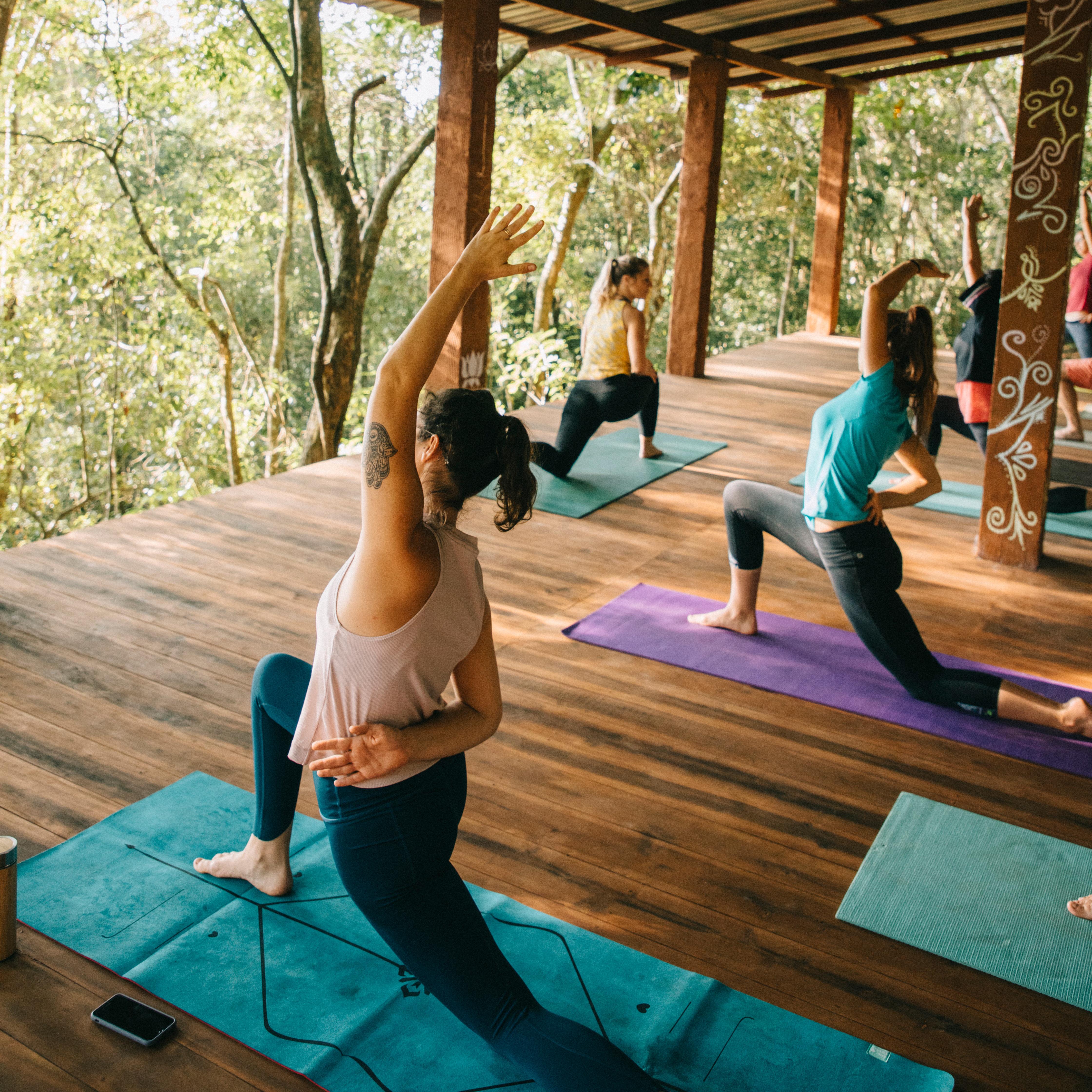 Sri Lanka, Nuwara Eliya, Yoga @Clara Ferrand