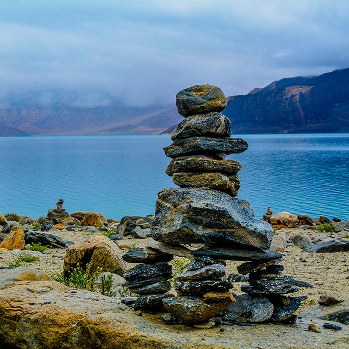 Aaron Thomas, Lac, Ladakh, Inde