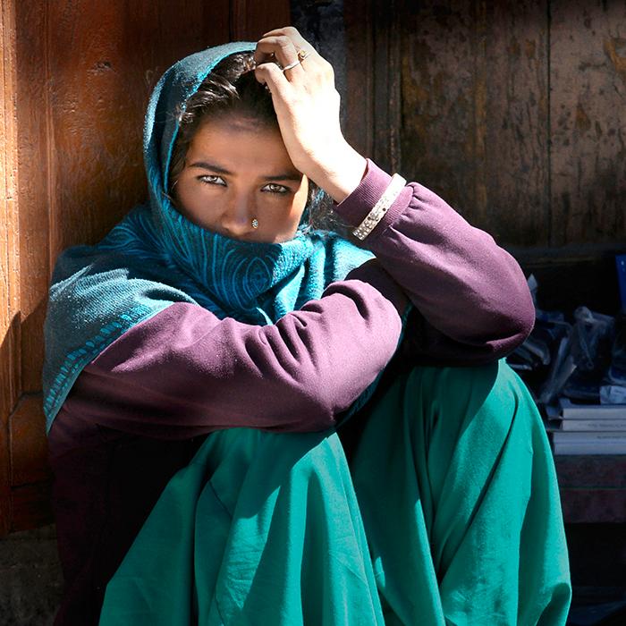 Bill Wegener, Leh, Ladakh, Leh, Femme