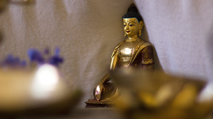 Méditation, Sri Lanka