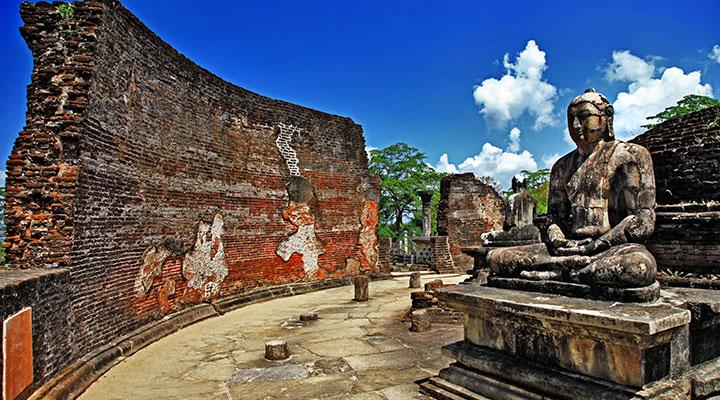 Visite de Polonnaruwa