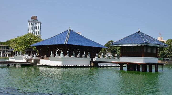 Visite de Colombo et fin des vacances