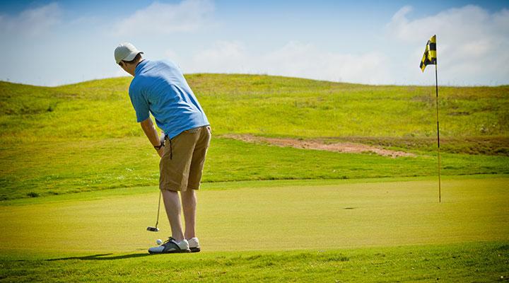 Golf club de Nuwara Eliya