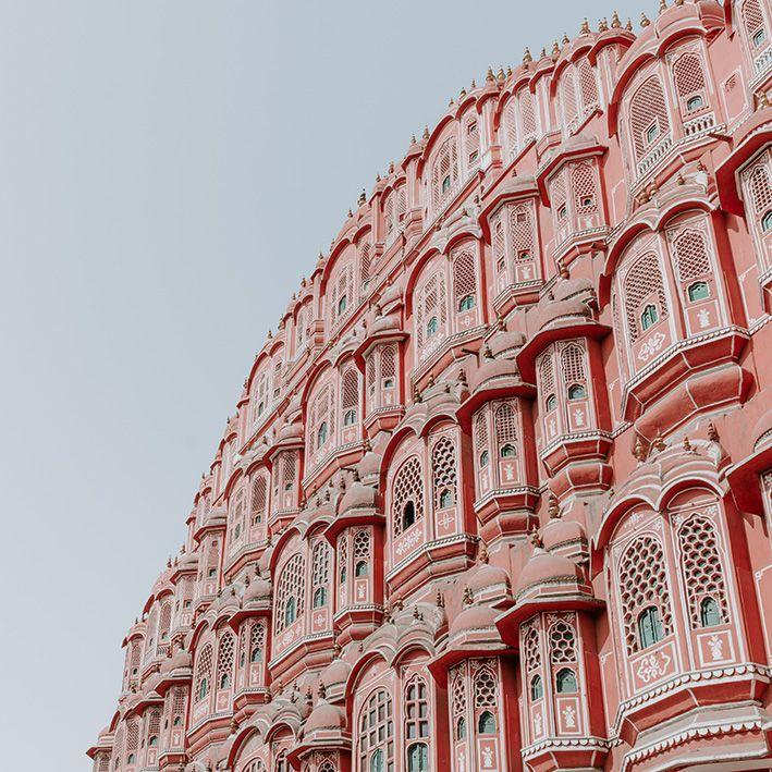 Palais des ventes, Jaipur, Rajasthan