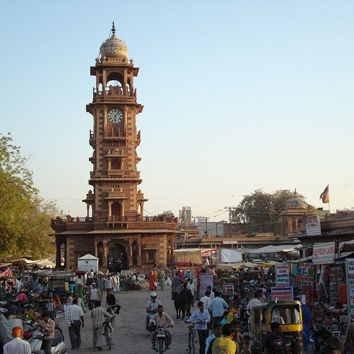 Marché, Jodhpur, Rajasthan
