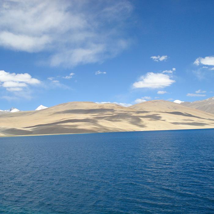 Inde, Ladakh, paysages