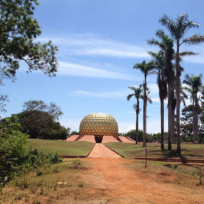 Auroville, Pondichery, Inde