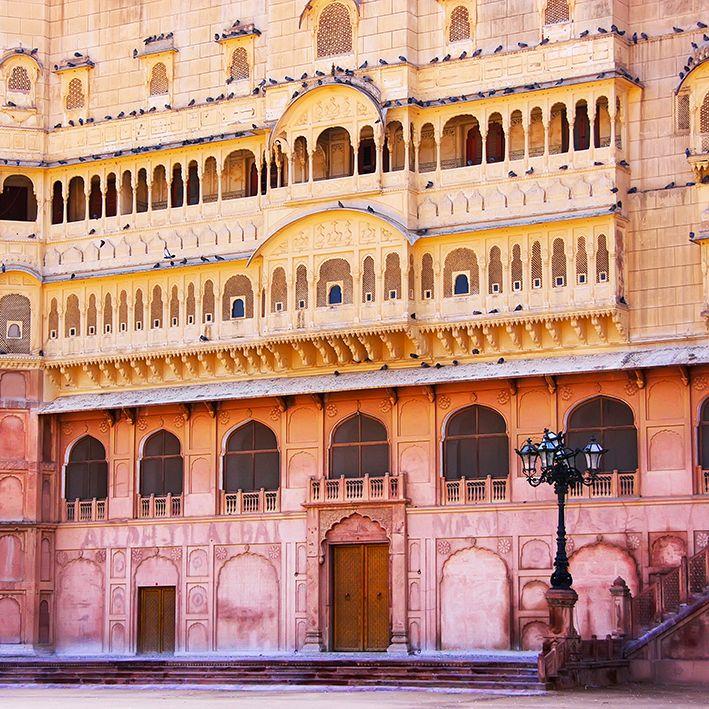 Fort Junagarh, Bikaner, Rajasthan