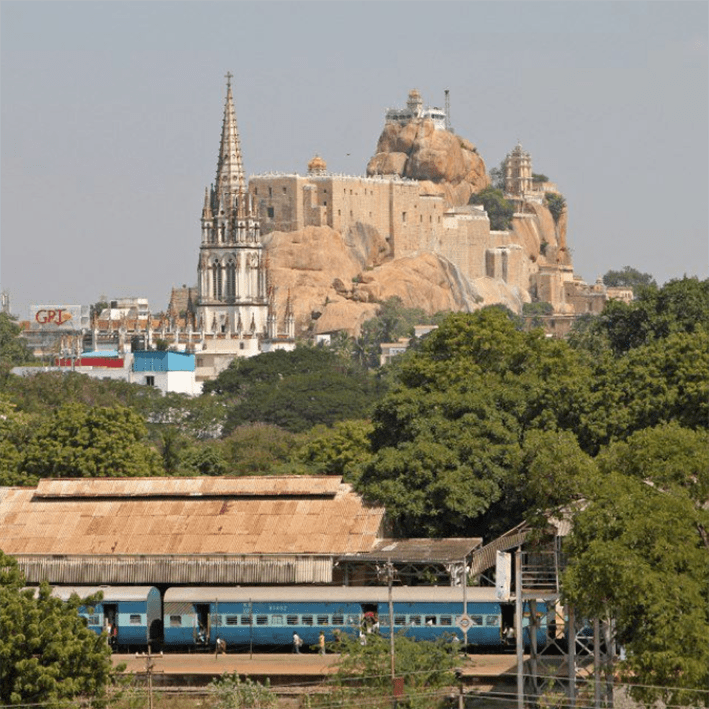 Trichy, Tamil Nadu, Inde