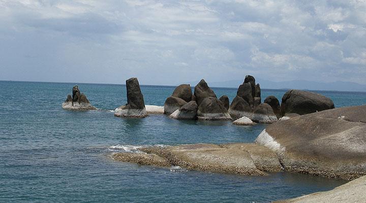 l'ile de Koh Samui