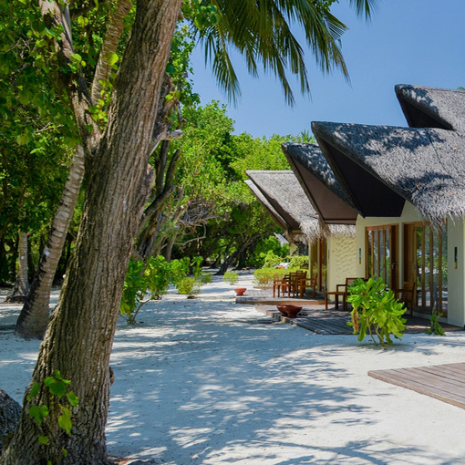 Beach House, Hotel Adaaran select hudhuranfushi, Maldives