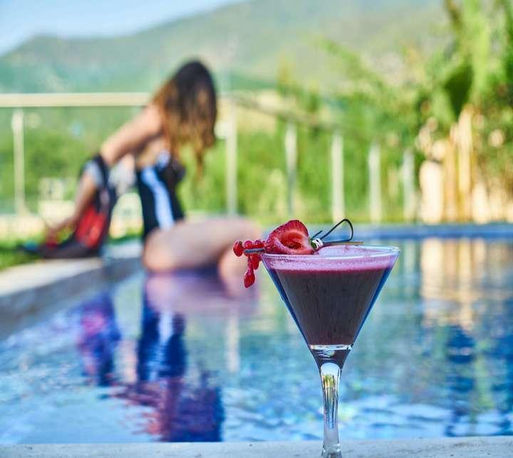 Pool Sigiriya