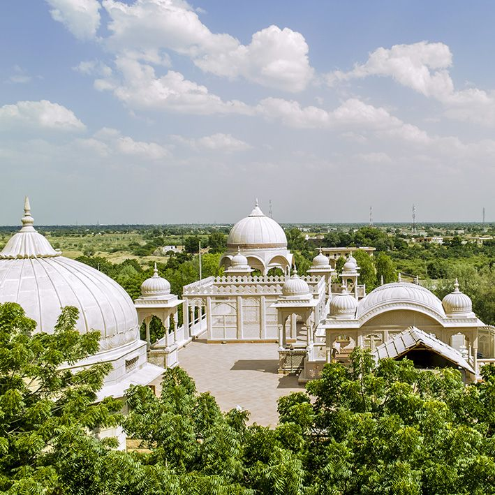 Temple Jain, Jaisalmer, Rajasthan