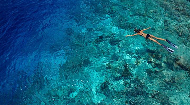 Snorkeling, Sri Lanka