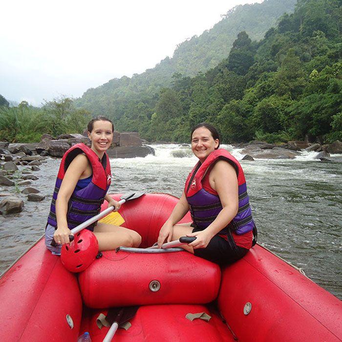 Sri Lanka, Activité, Rafting, Kelani
