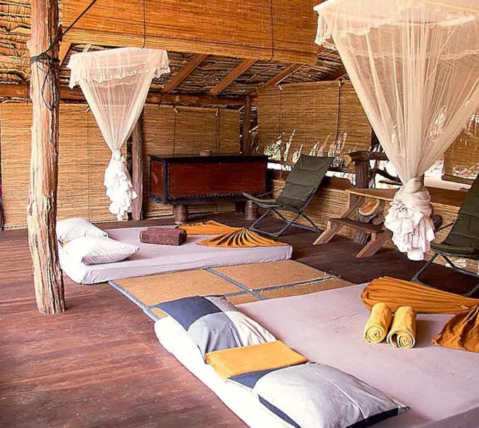 Ecolodge, Banyan Camp, Udawalawe, Sri Lanka