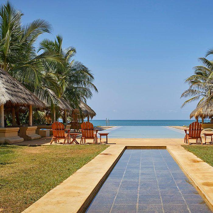 Hotel Bar Reef, Kalpitiya, Sri Lanka