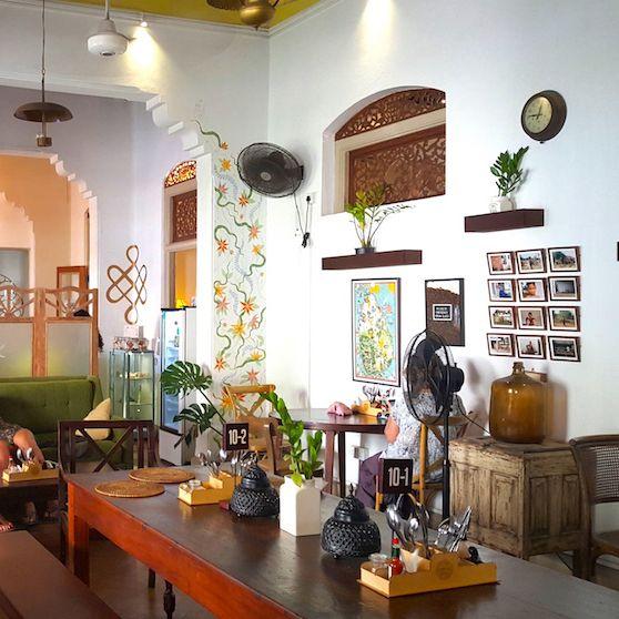 Café Kumbuk, Colombo, Sri Lanka