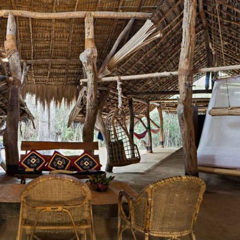 Ecolodge, The Mudhouse, Anamaduwa, Sri Lanka