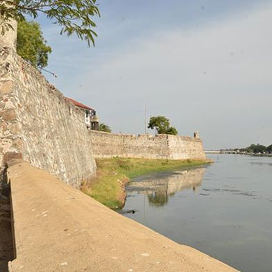 Fort de Batticaloa, Sri Lanka