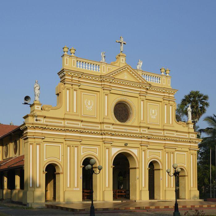 Eglise, Negombo, Sri Lanka