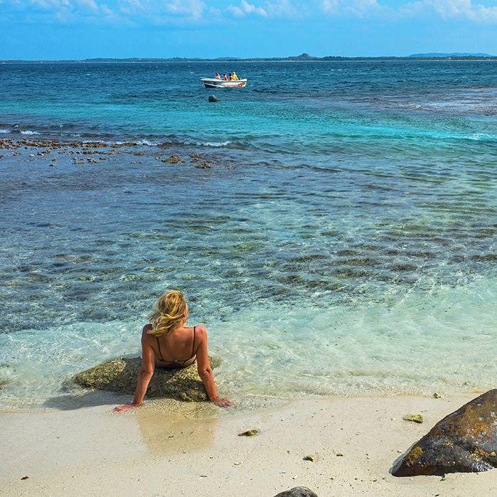 Snorkeling, Pigeon Island, Sri Lanka