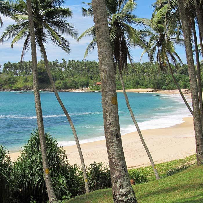 Plage, Tangalle, Sri Lanka