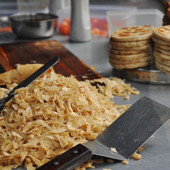 Sri Lanka, Colombo, Street food