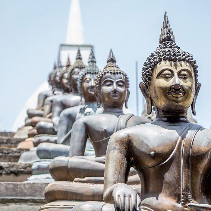 Temple Gangaramaya, Colombo, Sri Lanka