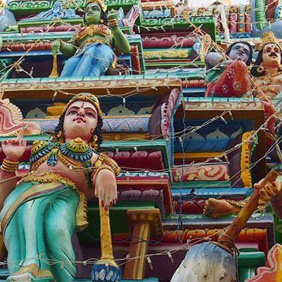 Temple hindou, Trincomalee, Sri Lanka