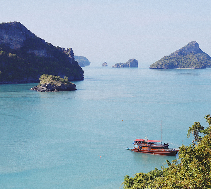 Thaïlande, Koh Samui, Taylor Simpson