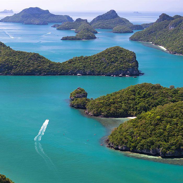 Thaïlande, Paysages, Koh Samui