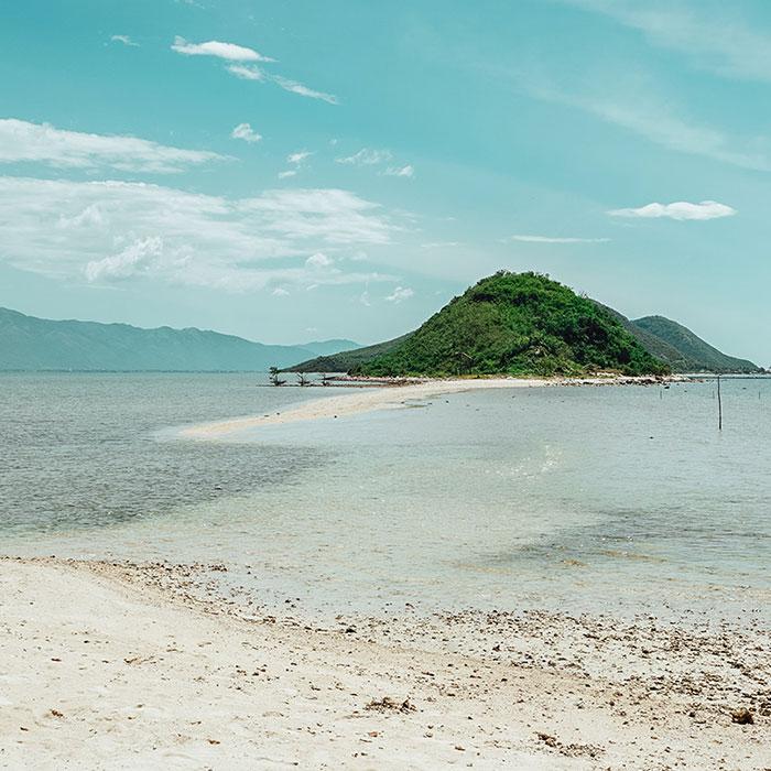 Vietnam, île, Con Dao