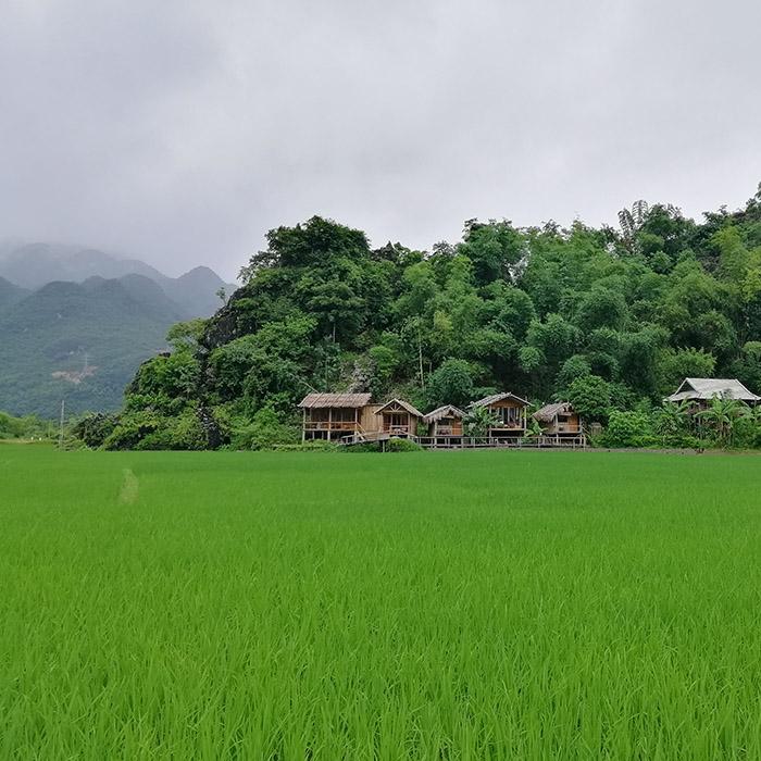 Vietnam, Mai Chau