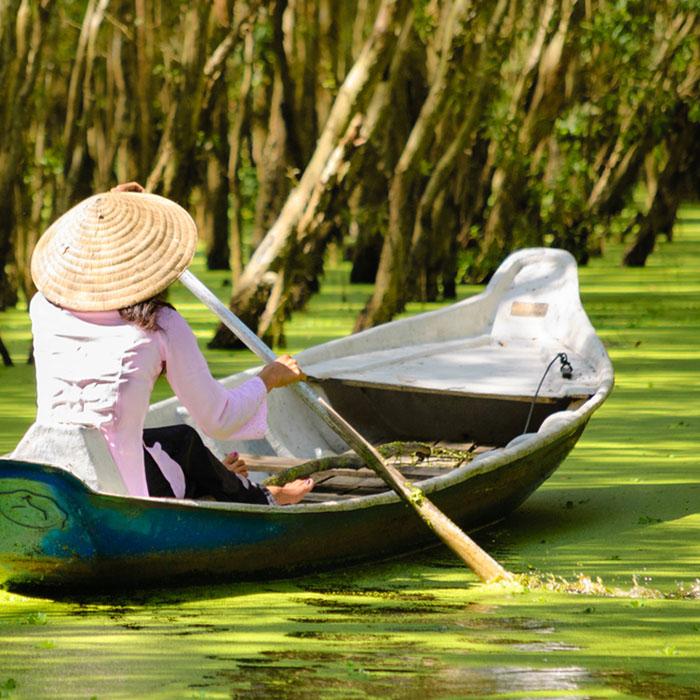 Mekong, Fleuve, Vietnam