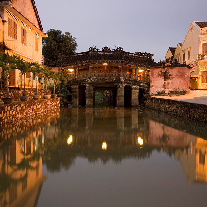 Architecture, Hoi An, Vietnam