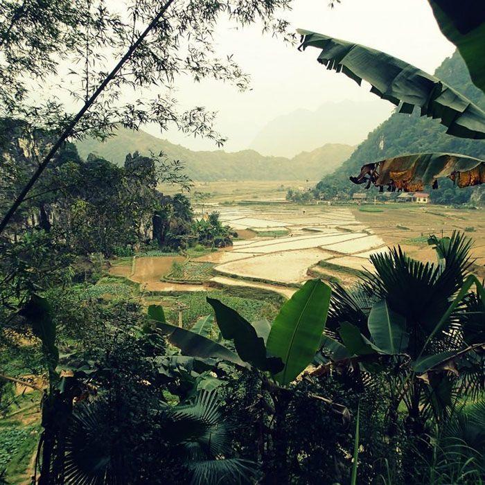 Trek, Lao Cai, Vietnam