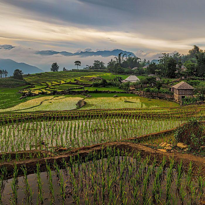 Trek, Ho San, Nam Ai, Vietnam