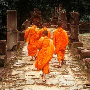 Cambodge, Temple d'Angkor