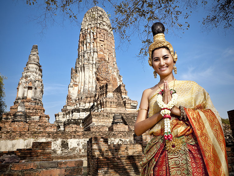 Thaïlande- danseur