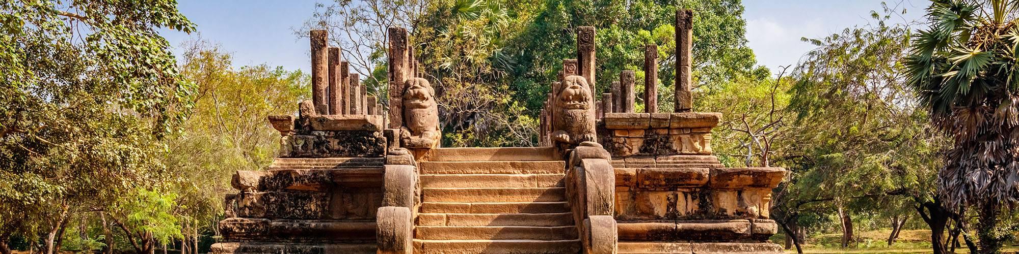 Circuits culturels au Sri Lanka