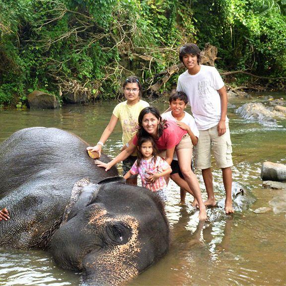 Voyager en famille au Sri Lanka