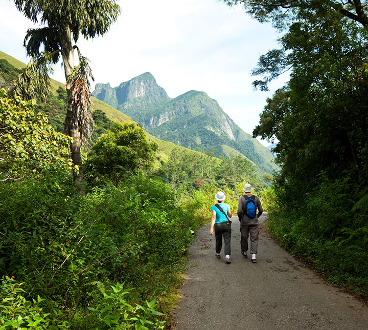 Circuit trekking au Sri Lanka