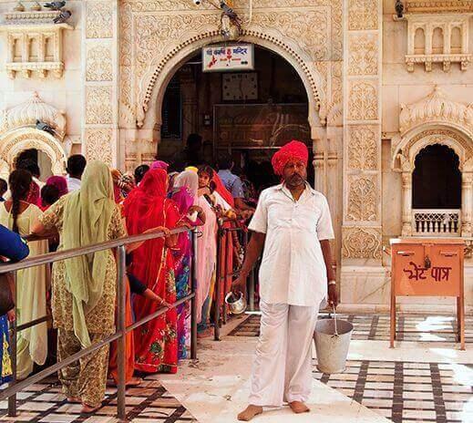 Temple, Rajasthan, Inde